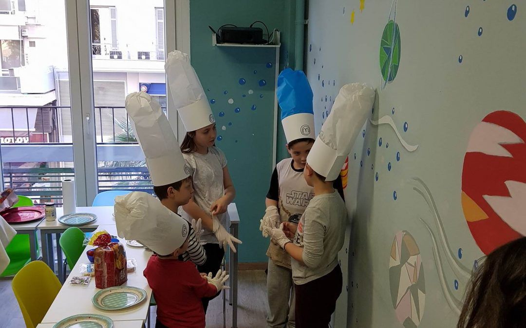 «Master Chef Junior – Creativity Test»