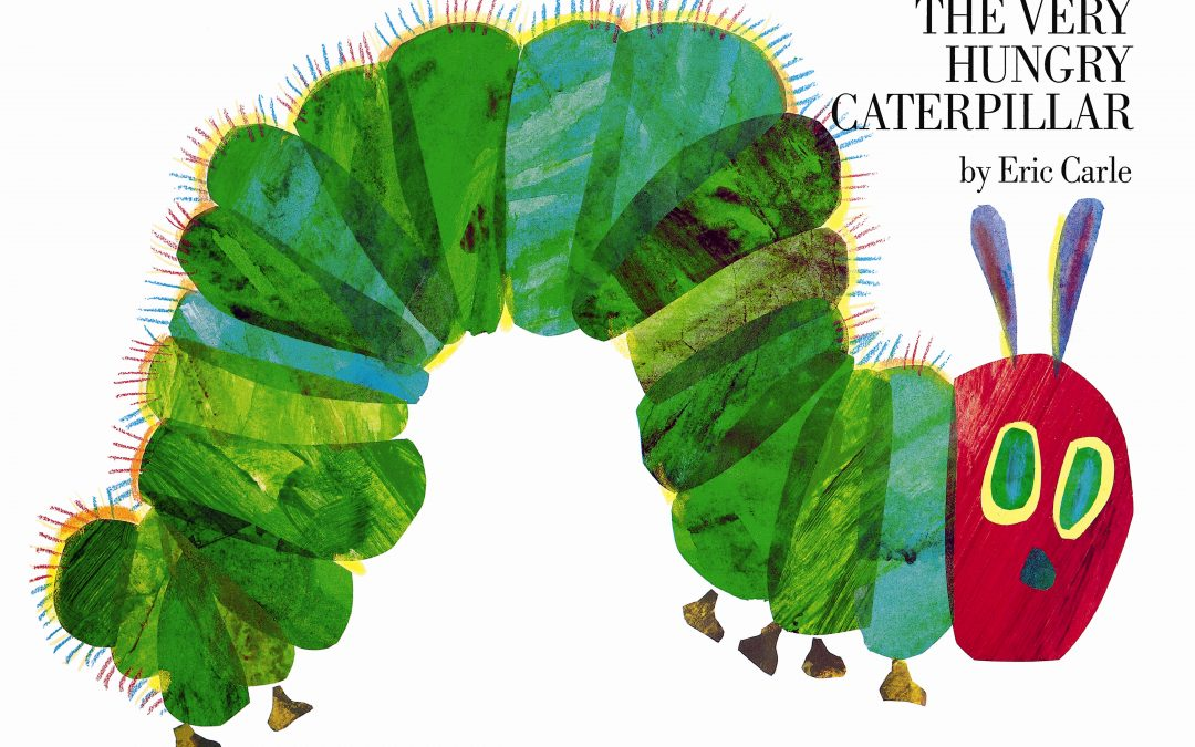 The very hungry caterpillar – the story salad